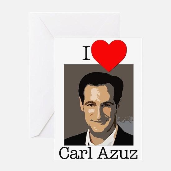 Carl Azuz Greeting Cards