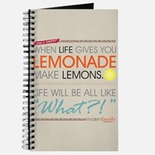 Modern Family Phil's-osophy Lemonade Journal