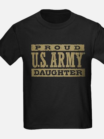 Proud U.S. Army Daughter T-Shirt