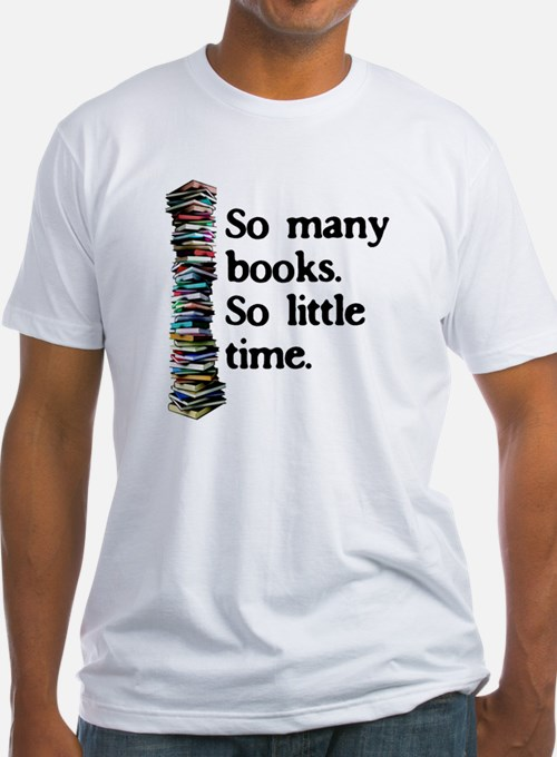 2-logo so many books.jpg T-Shirt
