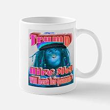 Blue Monkey Mugs