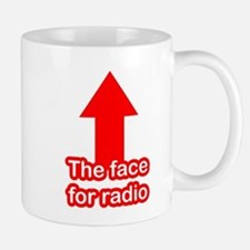 The Face for Radio Mugs
