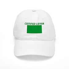 CERTIFIED LIBYAN Baseball Cap