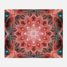 Funny Sacred geometry Throw Blanket