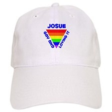 Josue Gay Pride (#005) Baseball Baseball Cap