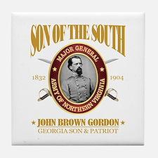 John B Gordon (SOTS2) Tile Coaster