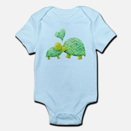 Turtle Hugs Body Suit