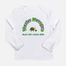 Theater Manager Baby Clothes Long Sleeve T-Shirt