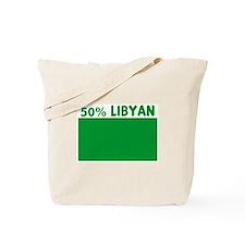 50 PERCENT LIBYAN Tote Bag