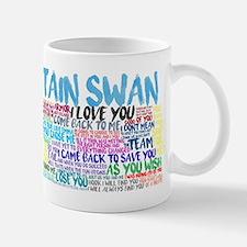 Captain Swan Quotes Mugs