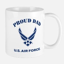 Proud US Air Force Dad Mug