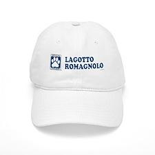 LAGOTTO ROMAGNOLO Baseball Cap