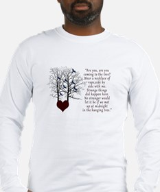 Hunger Games Hanging Tree Long Sleeve T-Shirt