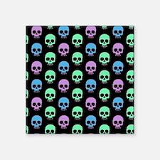 Pastel Skulls Sticker