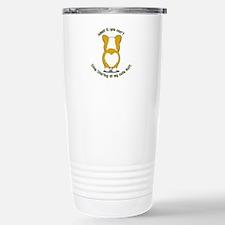 Admit it Corgi Butt Travel Mug
