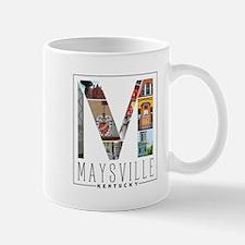 Maysville Monogram Mugs