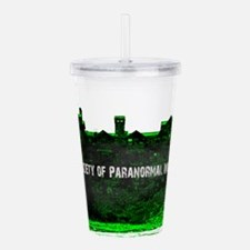 TSPI Mansion Logo Acrylic Double-wall Tumbler