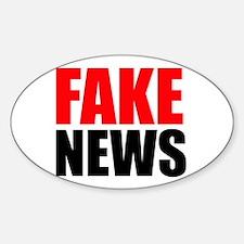 Fake News Decal