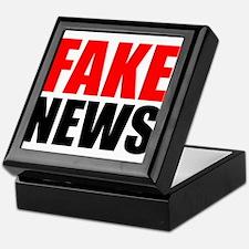 Fake News Keepsake Box