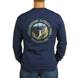 Yellowstone Long Sleeve T-shirts (Dark)