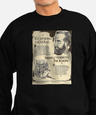 Stonewall Jackson Mini Biography.jpg Sweatshirt