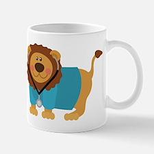 Lion Doctor Nurse Mugs