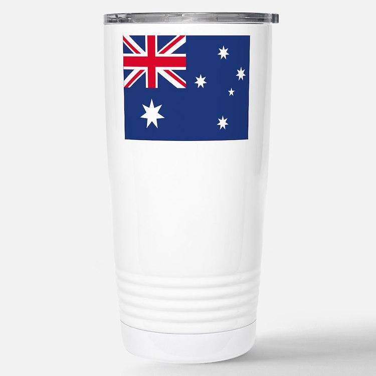 Cute Australia country Travel Mug