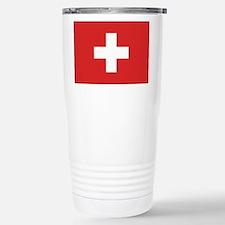 Funny Country flag Travel Mug