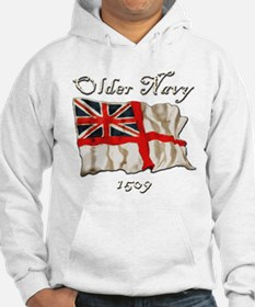 Older Navy Jumper Hoody