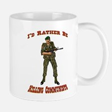 Rather Be Killing Commies Mugs