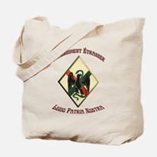 1St Regiment French Foreign Legion Tote Bag