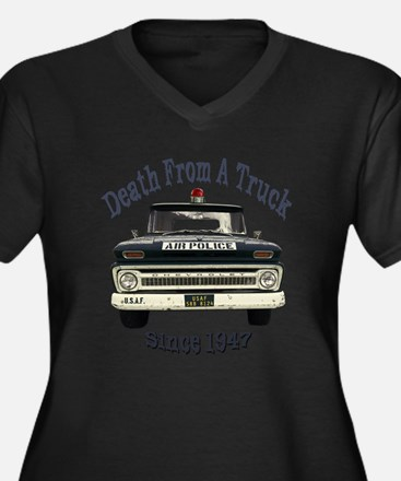 Death From A Truck Since 1947 Plus Size T-Shirt
