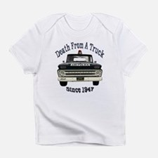 Death From A Truck Since 1947 Infant T-Shirt