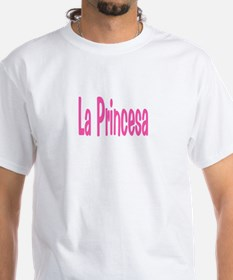 """La Princesa"" Women's Pink T-Shirt"