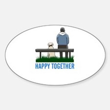 happy together Decal