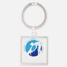 every dog need to be loved Keychains