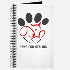 paws for healing Journal