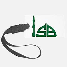 ISB emblem Luggage Tag