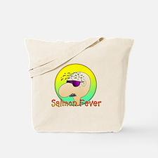 SALMON FEVER Tote Bag