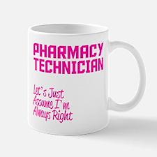 Pharmacy Technician Mugs