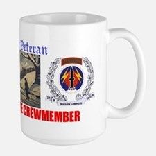 Pershing Crewman Mugs