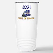 Unique Car crash Travel Mug