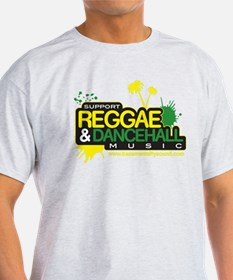 Support-Reggae-Shirt T-Shirt
