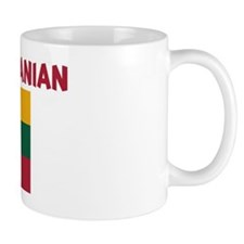 CRAZY LITHUANIAN Mug