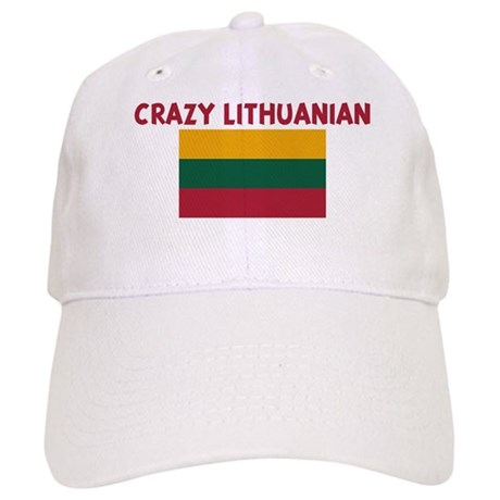 CRAZY LITHUANIAN Cap