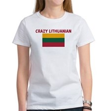 CRAZY LITHUANIAN Tee