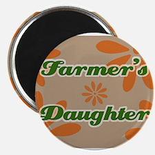 Farmer's Daughter Magnets