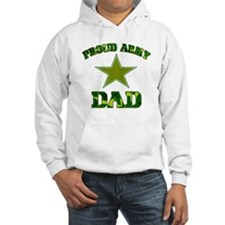Proud Army Dad Hoodie Sweatshirt
