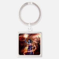 Wonderful dark fairy with mystical light effects K