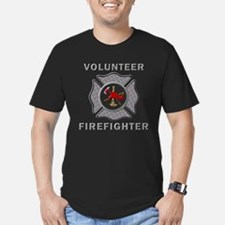 Maltese Cross Firefighter T-Shirt